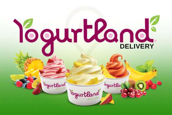 Yogurtland Delivery